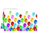 Balloons Fiesta - 1 120x180cm tovaglia di plastica