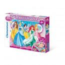 Disney Princess 104 pieces Jigsaw twinkled Lady