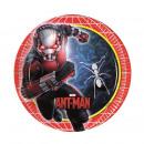 grossiste Cadeaux et papeterie: Ant-Man - plaques  23cm de hauteur de papier
