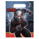 grossiste Cadeaux et papeterie: Ant-Man - sac Party / sac-cadeau