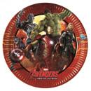 grossiste Cadeaux et papeterie: Avengers 2: Age Of  Ultron - assiettes en papier 20
