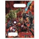 grossiste Cadeaux et papeterie: Avengers 2: Age Of  Ultron - Sac Party / Geschenktü