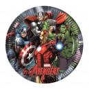 grossiste Cadeaux et papeterie: Avengers  Alimentation -  Papier Assiettes ...