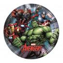 grossiste Cadeaux et papeterie: Avengers  Alimentation -  assiettes en ...