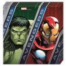 grossiste Maison et cuisine: Avengers  Alimentation -  Serviettes en ...