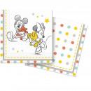 grossiste Maison et cuisine: Bébé douche -  serviettes en  papier (2 plis) ...