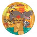 grossiste Cadeaux et papeterie: Garde Lion -  Plaques de papier Grand 23cm