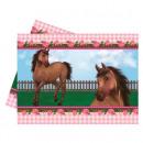 Lovely Horse -  Tischdecke (Plastik) 120x180cm