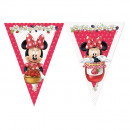 grossiste Cadeaux et papeterie: Minnie Jam Packed  Love - Banner Flag (triangulaire