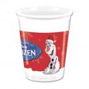 grossiste Maison et cuisine: frozen tasses  200ml en plastique - Olaf Noël