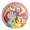 grossiste Cadeaux et papeterie: Princess Dreaming  - plaques 23cm de hauteur de pap