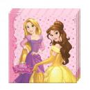 grossiste Maison et cuisine: Princess Dreaming  - serviettes en papier (2 plis)