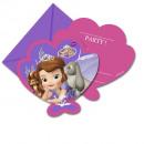 grossiste Cadeaux et papeterie: Sofia perle de la  mer - cartes d'invitation av