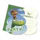 grossiste Cadeaux et papeterie: Bon Dinosaur /  Arlo & Spot - cartes d'invi