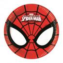 grossiste Cadeaux et papeterie: Ultime Spiderman  Alimentation - assiettes en papie