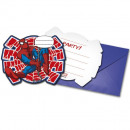 grossiste Cadeaux et papeterie: Ultime Spiderman  alimentation - cartes d'invit