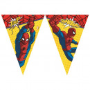 grossiste Cadeaux et papeterie: Ultime Spiderman  Puissance - Banner Flag (trois ec
