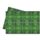 Partij van de voetbal - tafelkleed (plastic) 120x1