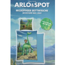 wholesale Bedlinen & Mattresses: Arlo Spot The Good  Dinosaur microfiber bed linen
