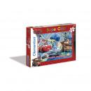 Cars 2 - puzzle 2x20 sztuk