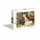 Hunting Dogs 1500 pieces Puzzle HQC