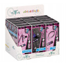 Monster High  Display Mini Boxes bracelet earring