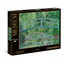 1000 pieces puzzle  Monet The Water Lily Pond Art