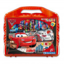 wholesale Mind Games: Disney Cars cube puzzle with 12 cubes