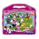 wholesale Toys: Minnie Mouse Cube Puzzle 20 cubes