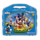 wholesale Mind Games: Mickey Mouse  Clubhouse cube puzzle with 24 cubes