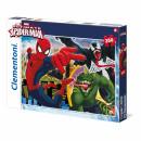 mayorista Juguetes: Spiderman 250 piezas de rompecabezas Web ...