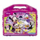 Minnie mouse cubo di puzzle con 12 cubetti