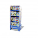 wholesale Baby Toys: Galileo floor display (equipped with 60 games) Exp