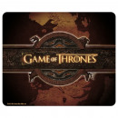 groothandel Auto's & Quads: Game of Thrones -  Mouse Pad - Logo & Kaart