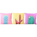 wholesale Cushions & Blankets: CUSHION CASE CRAZY CACTUS 40X40 3 assorted ...