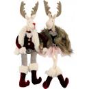DECOELCHPAIR CHRISTMAS JINGLE 2 assorted (Price