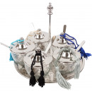 wholesale Drinking Glasses: RONDELL TABLE set: 6 (price per set)