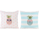 wholesale Cushions & Blankets: CUSHIONS PINEAPPLE 45X45 2 assorted (price ...