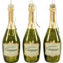 GLASSCHMUCK FANCY CHAMPAGNE 3 Sortiert (Preis pro