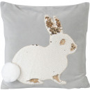 wholesale Cushions & Blankets: PILLOW CASES RABBIT 40X40