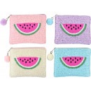 wholesale Bags & Travel accessories: PEARL GREETING MELON 4 assorted (price per piece