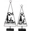 wholesale Lampes: LED TREES CHRISTMAS set: 2 (price per set)