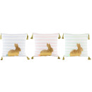 wholesale Cushions & Blankets: CUSHIONS RABBIT 45X45 3 assorted (price per p
