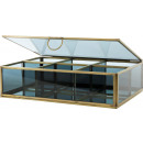 wholesale Jewelry Storage:GLASS CASKET