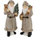 wholesale Decoration: CHRISTMAS MEN NOSTALGIA 2 assorted (Price per