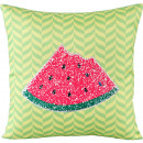 wholesale Cushions & Blankets: PILLOW CASES MELON 40X40