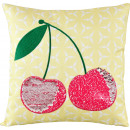 wholesale Cushions & Blankets: PILLOW CASES CHERRY 40X40