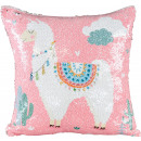 wholesale Cushions & Blankets: PILLOW CASES LAMA 40X40