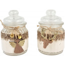 wholesale Drinking Glasses: STOCK BINS GOLD GLOSS 2 assorted (price per piec