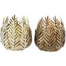 wholesale Candles & Candleholder: WINDLIGHTS LEAVES 2 assorted (Price ...